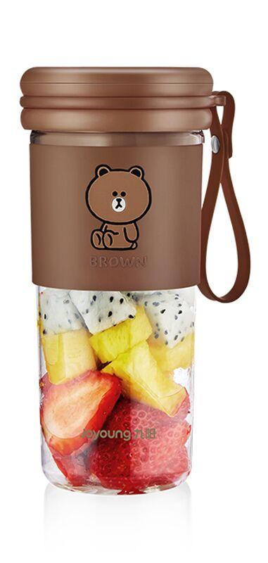 九阳榨汁杯(布朗熊)